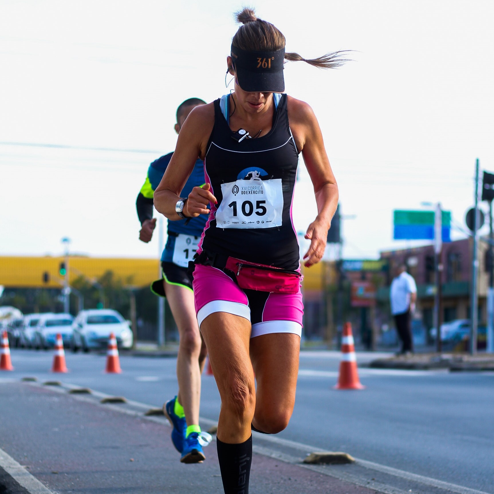 Sportler im Stress – und plötzlich läuft es nicht…