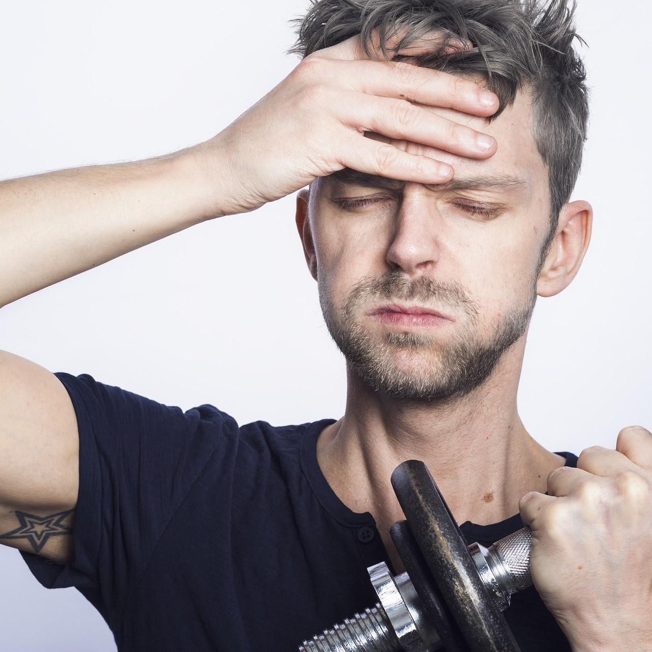 Übertraining – Der Sportler-Burnout